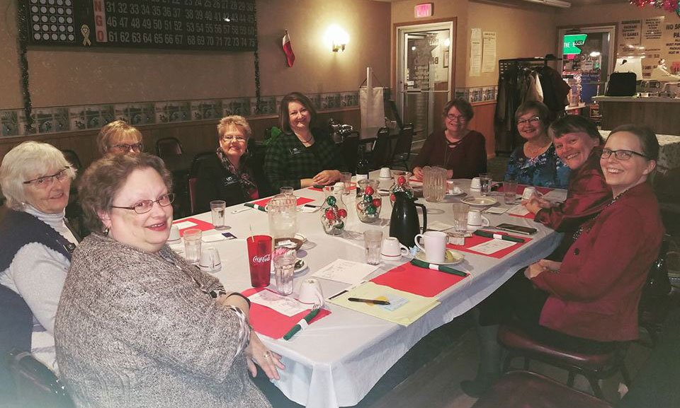 Fergus Falls Business and Professional Women Christmas Party
