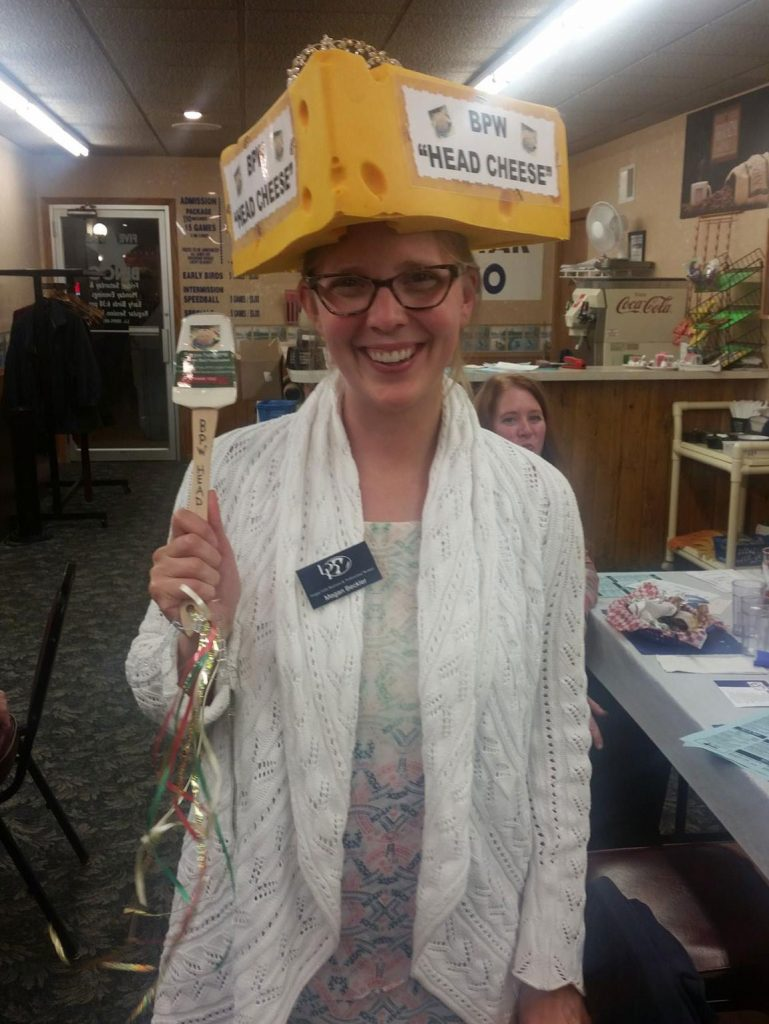 Fergus Falls Business and Professional Women Cheeseball Fundraiser